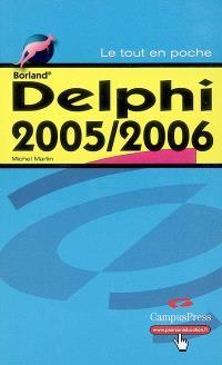 Delphi 2005-2006