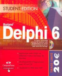 Delphi 6, student édition
