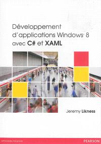 Développement d'applications Windows 8 avec C# et XAML