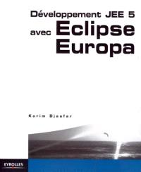 Développement JEE 5 avec Eclipse Europa