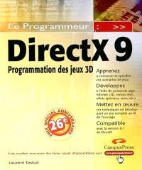 DirectX 9 : programmation des jeux 3D