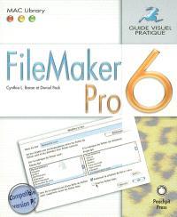 FileMaker Pro 6 : compatible version PC