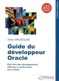 Guide du développeur Oracle