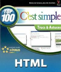 HTML : top 100, trucs & astuces