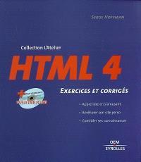 HTML 4 : 16 exercices commentés