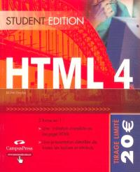 HTML 4, student édition