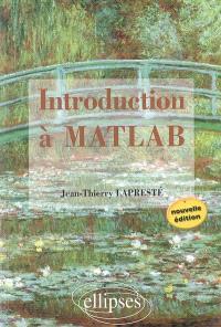 Introduction à Matlab 7