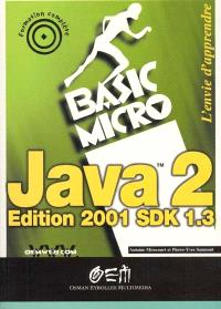 Java 2, édition 2001 SDK 1.3