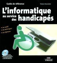 L'informatique au service des handicapés