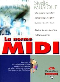 La norme MIDI
