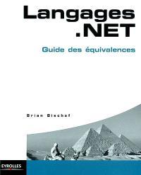 Langages .Net : guide des équivalences