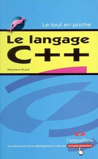 Le langage C++