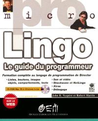 Lingo : le guide du programmeur