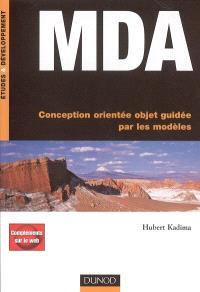 MDA : conception orientée objet guidée par les modèles