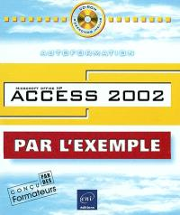 Microsoft Office XP Access 2002