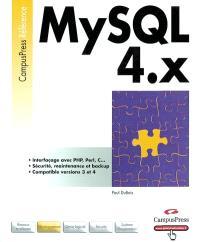 MySQL 4.x