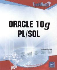 Oracle 10G PL-SQL