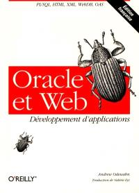 Oracle et Web : développement d'applications