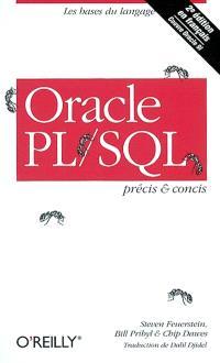 Oracle PL-SQL précis et concis