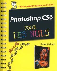 Photoshop CS6 pour les nuls