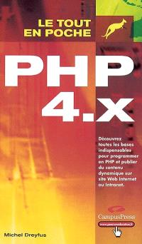 PHP 4.X