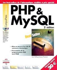PHP et MySQL : mise en oeuvre d'un site de commerce électronique, présentation de la programmation PHP avec PEAR