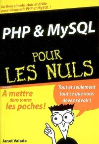 PHP et MySQL poche pour les nuls