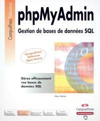 PhpMyAdmin : gestion de bases de données SQL