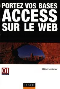 Portez vos bases Access sur le Web