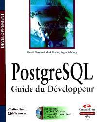 PostgreSQL : guide du développeur