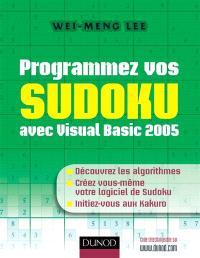 Programmez vos Sudoku avec Visual Basic 2005