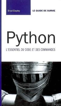 Python : l'essentiel du code et des commandes