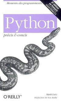 Python précis & concis