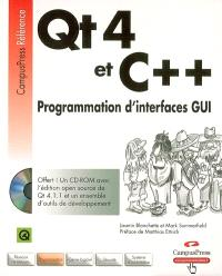 Qt 4 et C++ : programmation d'interfaces GUI