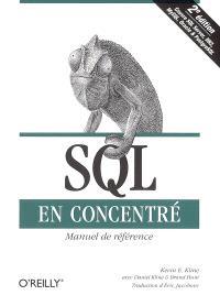 SQL en concentré : manuel de référence