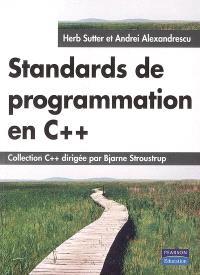 Standards de programmation C++