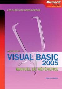 Visual Basic 2005 : manuel de référence