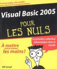 Visual Basic 2005 pour les nuls