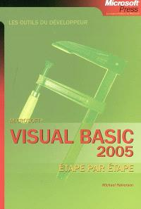 Visual Basic 2005s : étape par étape