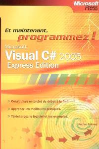 Visual C Sharp 2005 : Express Edition