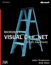 Visual C++ .Net étape par étape
