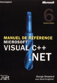Visual C++.Net : manuel de référence