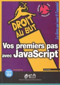 Vos premiers pas avec JavaScript