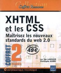 XHTML et les CSS : maîtrisez les nouveaux standards du Web 2.0