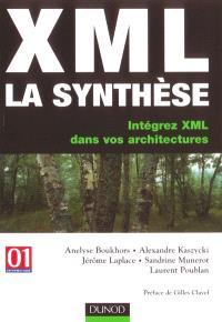 XML : la synthèse : intégrez XML dans vos architectures