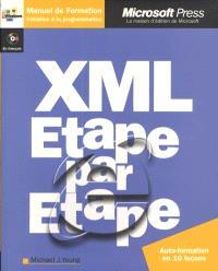 XML étape par étape