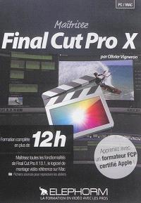 Maîtrisez Final Cut Pro X