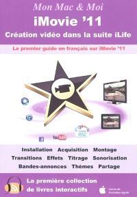 IMovie'11 : création vidéo dans la suite iLife