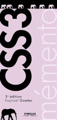 Mémento CSS 3