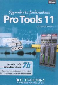Apprendre les fondamentaux Pro Tools 11